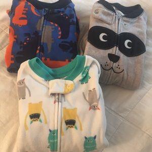 Other - Footsie pajama bundle